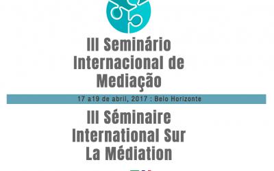 III Seminário Internacional de Mediação