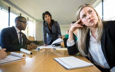 Baixa produtividade e pressão entre colaboradores: Conflitos Societários